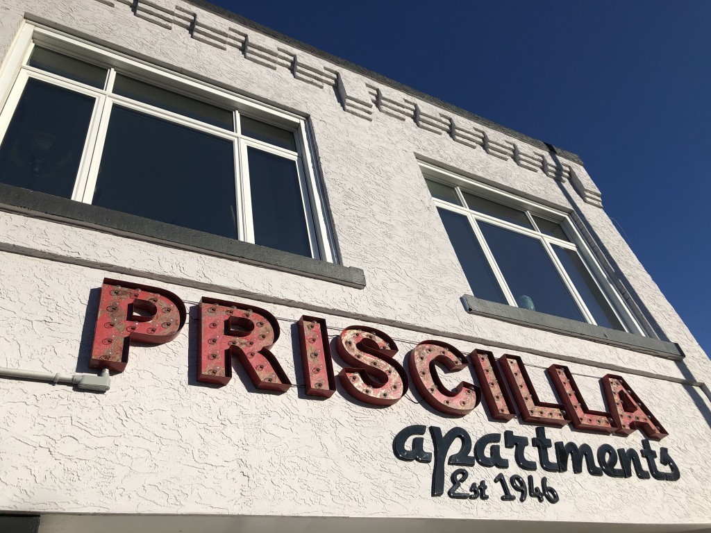 Priscilla Apartments